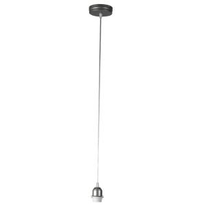 suspensions CLK + ceiling lamp base - 80 cm